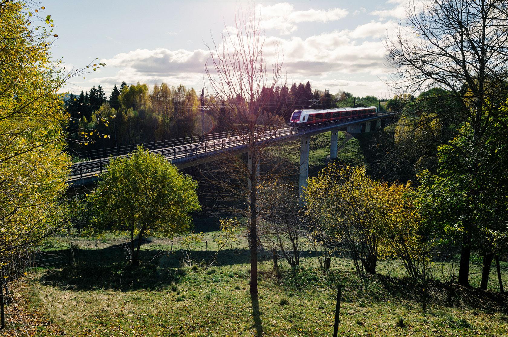Nye jernbaneanlegg