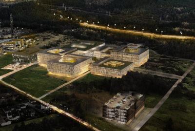 Nytt Stavanger Universitetssykehus