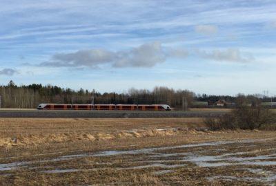 InterCity Vestfoldbanen, Nykirke-Barkåker