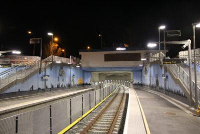 Oppgradering Østensjøbanen