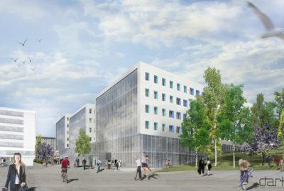 OCCI (Oslo Cancer Cluster Innovasjonspark)