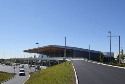 T3 Ny Terminal Flesland
