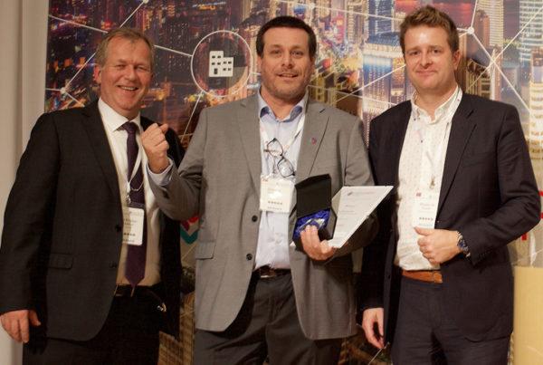 Internasjonal BIM-pris til teamet bak Oslo Lufthavn