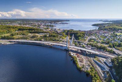 E18 Bommestad - Sky kåret til årets anlegg