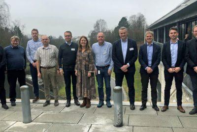 Signerte rammeavtale for fjordkrysninger på Nord-Vestlandet